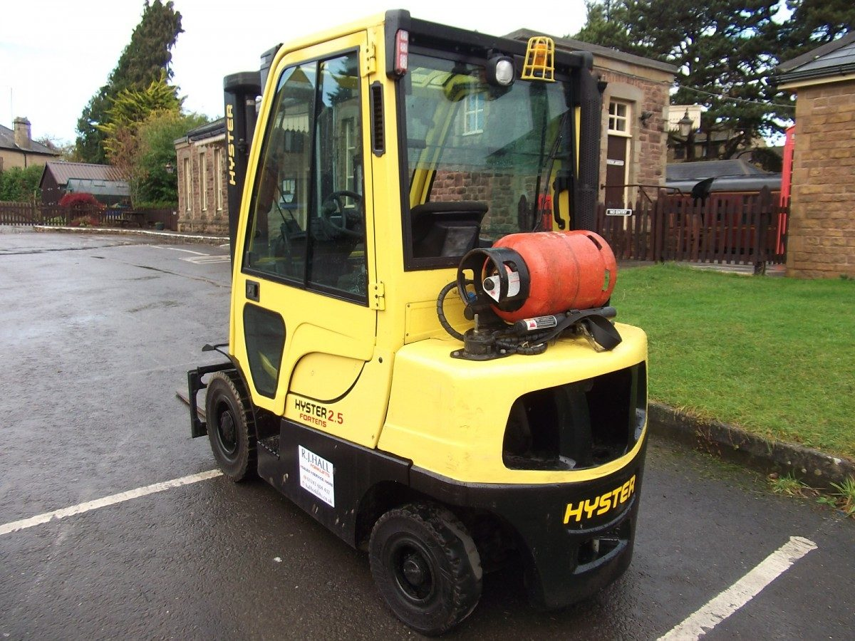 Hyster H2.50 FT