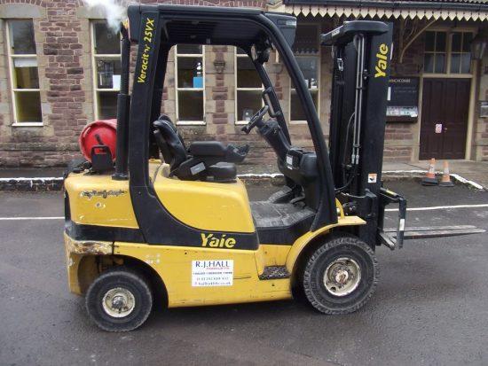 Yale GDP 25 VX