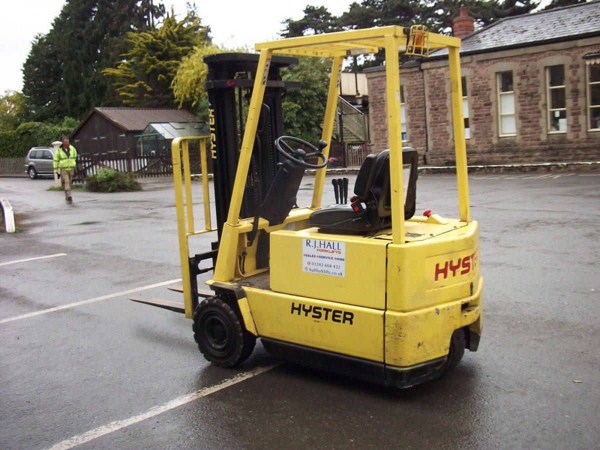hyster A1.50 xl Forklift Truck