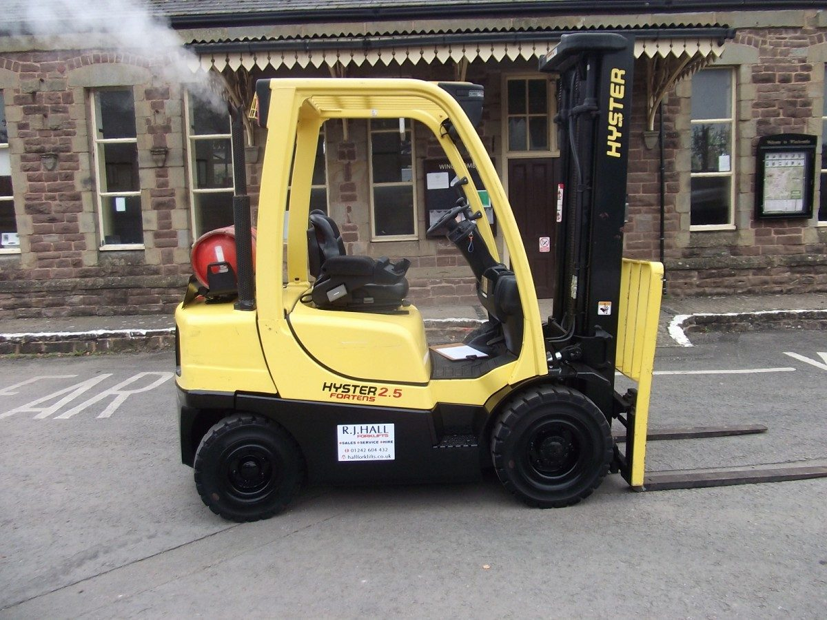 Hyster H2.5 Gas Forklift