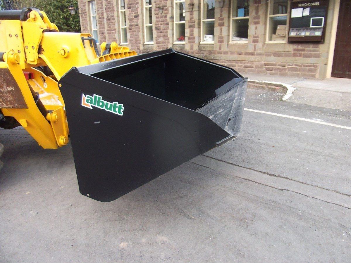 New Albutt Re-handling Bucket