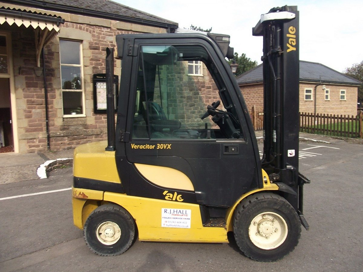 Yale GDP30VX Forkift Truck