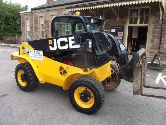 JCB 520-40 Telehandler - Agri spec