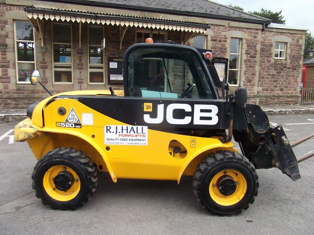 JCB 520-40 Telehandler