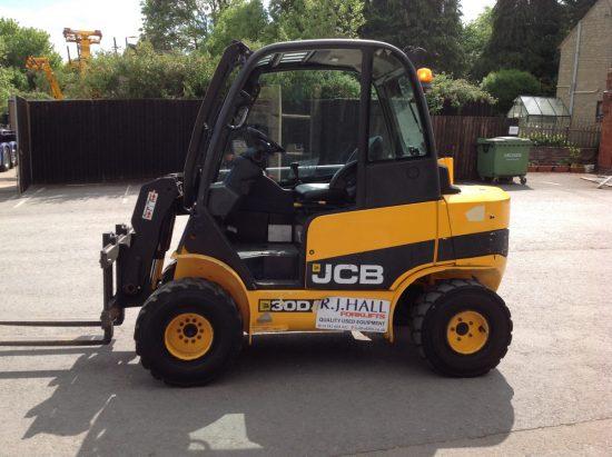 JCB 30D 4x4 Teletruck
