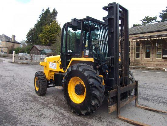 JCB 930 4WD Forklift
